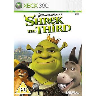 Shrek The Third (Xbox 360) - Neu
