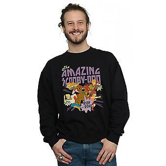 L'incroyable Scooby Sweatshirt Scooby Doo masculine