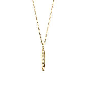 ESPRIT damer chain rustfrit stål guld eksklusive ESNL13331B800