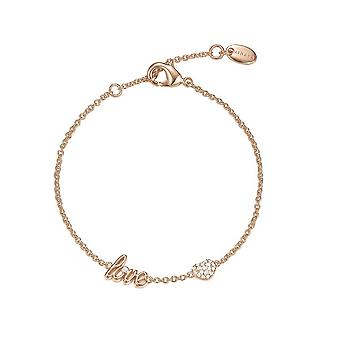 ESPRIT ladies bracelet stainless steel JW52882 Rosé ESBR01795C160