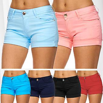 Jeans femmes shorts Hot Shorts courts pantalons Summer Pastel Festival Blogger Hot New