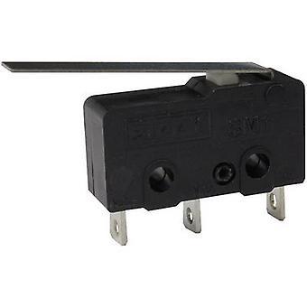 Zippy Microswitch SM1-N6S-03A0-Z 250 VCA 6 1 x PC On/(On) 1 momentáneo