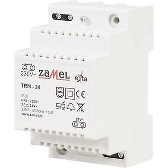 Zamel TRM-24 Bell transformer 24 V AC 0.63 A