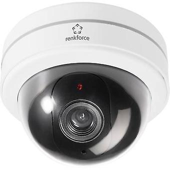 Renkforce 454422 Dummy camera with flashing LED