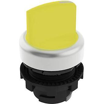 Pizzato Elettrica E21SL13ACH59AB Selector Yellow 2 x 45 ° 1 pc(s)