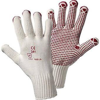 Polyamide, Cotton Garden glove Size (gloves): 7, S EN 388 , EN 407 CAT II L+D worky Puncto 1130 1 Pair
