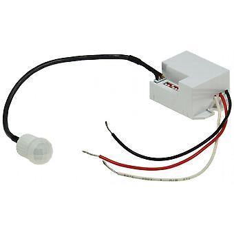 Built-in motion detector