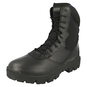 Mens Magnum Combat Work Boots Phantom
