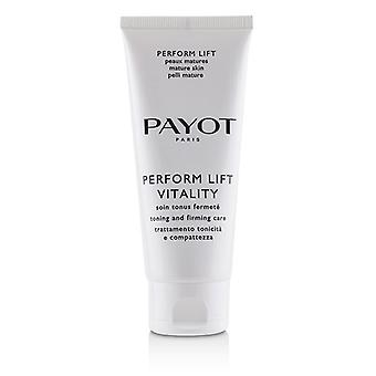 Payot Perform Lift Vitality - Toning & Firming Care (salon Size) - 100ml/3.3oz