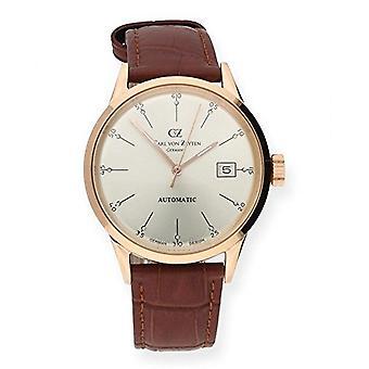 Carl of Zeyten men's watch wristwatch automatic Eschenz CVZ0002RCR