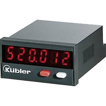 Kübler CODIX 520 Pulse timer Codix 520