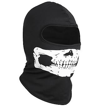 TRIXES Skull Balaclava for Skiing Motorbike Sports Costumes
