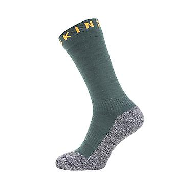 Sealskinz Mens Soft Touch Mid Length Sock