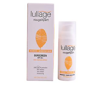 Lullage Rougexpert Fluido solaire Spf50 + Anti-rougeurs 50 Ml unisexe