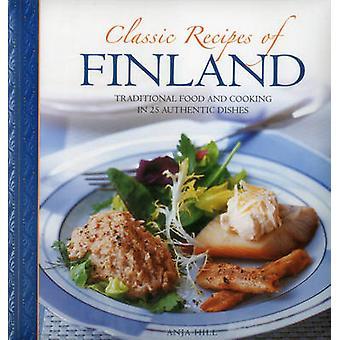 وصفات كلاسيكية لفنلندا بتلة إنجا-كتاب 9780754830405