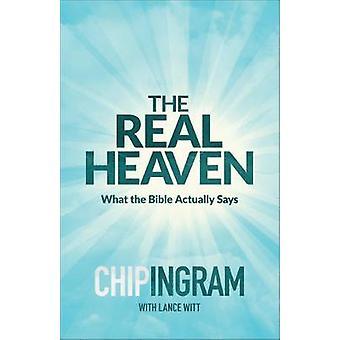 Die Paradies - was sagt die Bibel eigentlich von Chip Ingram - 978080