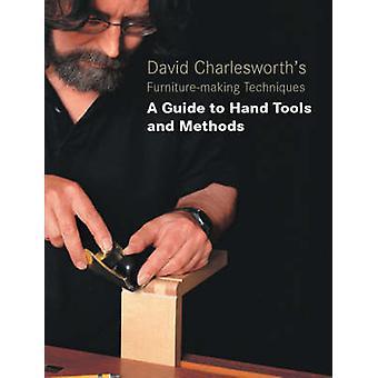 Meubles de David Charlesworth Techniques - un Guide à pince