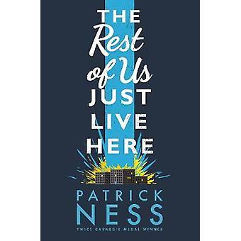 باقي لنا فقط العيش هنا عن طريق باتريك نيس--كتاب 9781406331165