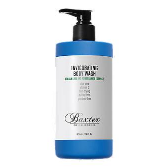 Baxter de California revigorant Body spălare Lime și rodii 473ml