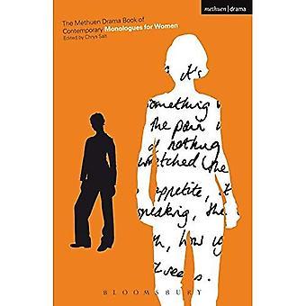 Het boek van Methuen van hedendaagse monologen voor vrouwen (monoloog en scène boeken)