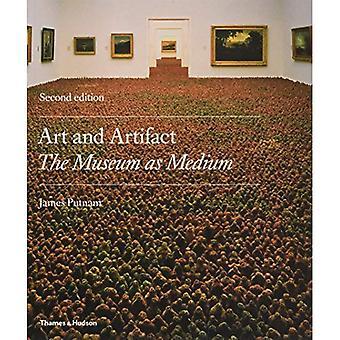 Arte y artefacto: el Museo como medio de