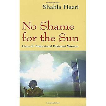 Nie wstyd dla słońca: życie zawodowe kobiet Pakistanu (płeć, kultury i polityki na Bliskim Wschodzie)