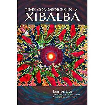Tijd begint in Xibalba
