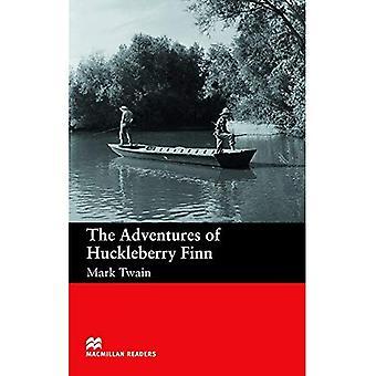 Die Abenteuer des Huckleberry Finn: Anfänger (Macmillan Readers)