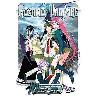 Rosario + Vampire: v. 10
