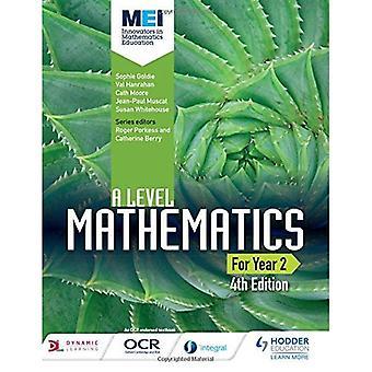 MEI nivå matematikk året 2 4de utgave