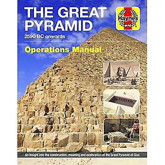 Manuel de la grande pyramide (manuels Haynes)