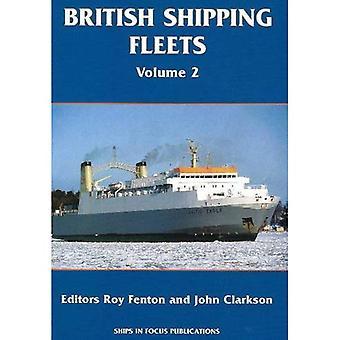 British Shipping Fleets Volume 2