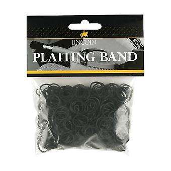 Lincoln Plaiting Bands (500 Pack)
