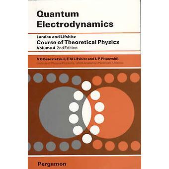 Quantum Electrodynamics by E. M. Lifshitz