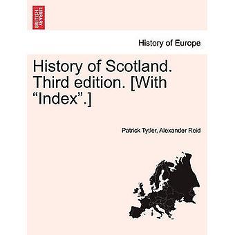 スコットランドの歴史。第 3 版。インデックス。・ タイトラー ・ パトリックで