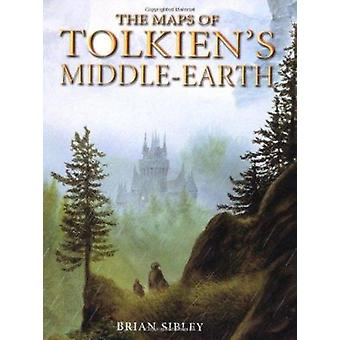 The Maps of Tolkien's Middle-Earth [With Maps] Book