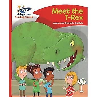 The Reading Planet - Meet the T-Rex - Red B - Comet Street Kids by Ada
