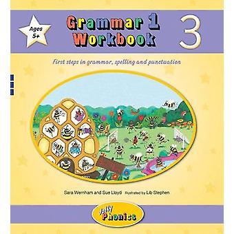 Grammar 1 Workbook 3 (New edition) by Sara Wernham - 9781844144594 Bo