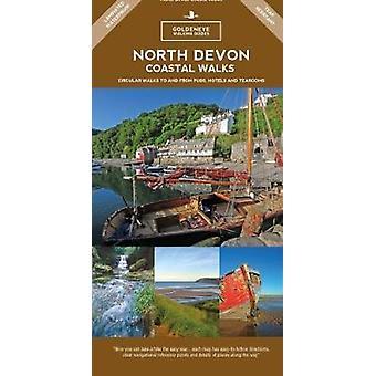 North Devon Coastal Walks by William Fricker - 9781859652534 Book