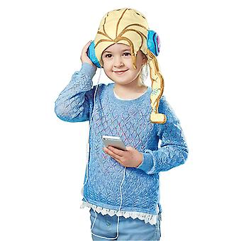 Headphone Hats - The Snow Queen - Beanies With Integrated Headphones