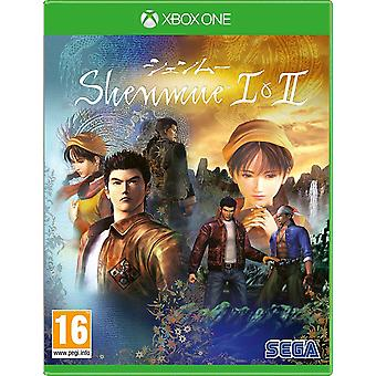 Shenmue 1 and 2 Remaster Xbox One Game