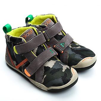 Plae Ty Mesh Hi Top Sneaker