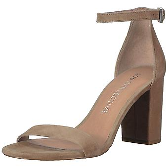 206 Collective Women's Loyal Block Heel Dress Sandal-High Heeled