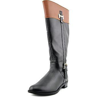 Karen Scott Womens Deliee fermé Toe Knee High Fashion bottes
