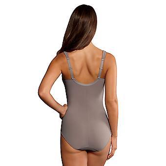 Anita 3572-462 Women's Comfort Venecia Dusty Grey Geometric Non-Wired Corselette