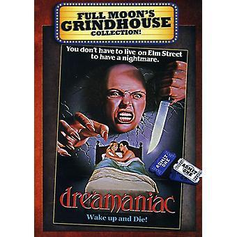Dreamaniac [DVD] USA import