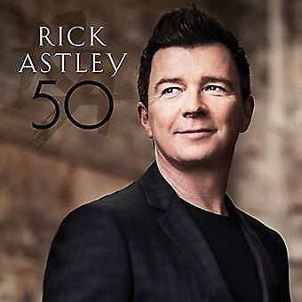 Rick Astley - 50 [CD] USA import