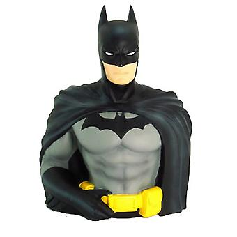 Münze Bank - DC Comic - Batman Büste Bank Geschenke Spielzeug lizenziert 43221