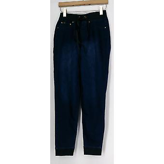 Diane Gilman Tall XST Super Stretch Lite Easy Fit Jeggings Bleu 421-054