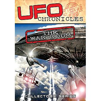 Ufo Chronicles: The War Room [DVD] USA import